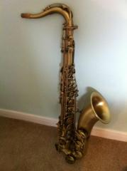 Quality saxophones always wanted
