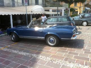 Mercedes classic car wanted